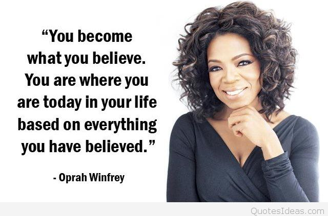 famous oprah quote
