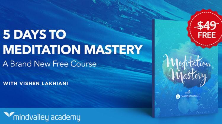 OmHarmonics free meditation course