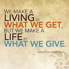 Quotes About Donating Amusing Famous Giving Quotes And Sayings