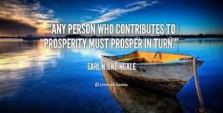 quotes on prosperity