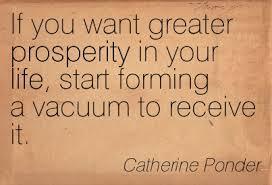 quotes of prospertity
