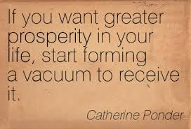 quotes of prospertity