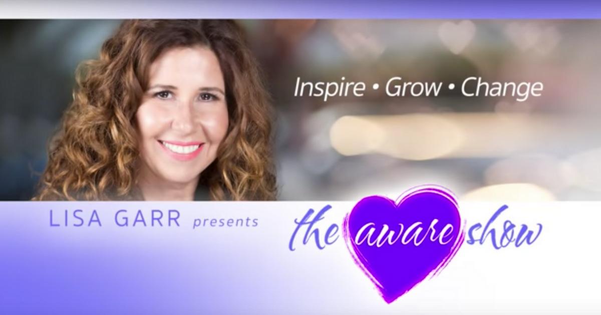 lisa garr aware show
